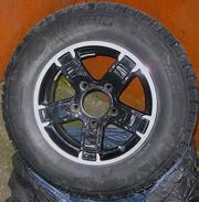 Зимние колеса на Шевиниву / Ниву