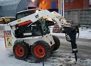 вывоз снега и очистка территории