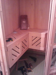 Внутренняя и наружная отделка и ремонт помещений под дерево.