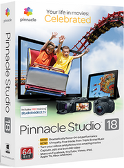 Pinnacle Studio 18 Std ML EU  в Саратове