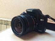 Срочно продаю профессиональный фотоаппарат Canon
