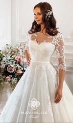 Свадебное платье Navyblue-bridal
