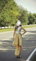 Платье сшитое на заказ