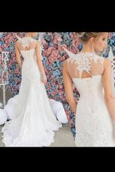 Свадебное платье 2016 года коллекция