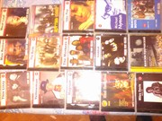 двд и сд  диски:музыка, кино, комп.игры, программы.