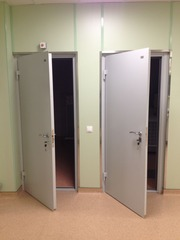 Двери,  необходимые для рентгенозащиты