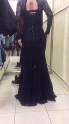 Платье вечернее, новое